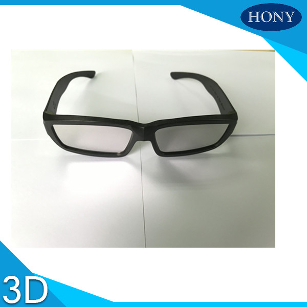 Plastic UV - Proof eclipse viewing glasses , solar viewing glasses Passed ISO