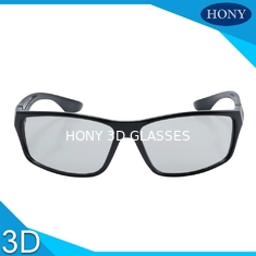 Trung Quốc Logo Printed Circular Polarized 3D Glasses For Reald Or Masterimage Cinema System nhà cung cấp