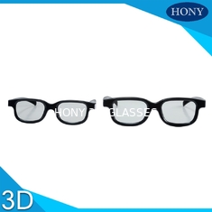 Trung Quốc Circular Polarised 3D Glasses Passive Cinema Glasses Work With Masterimage nhà cung cấp