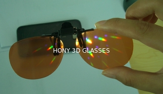 Trung Quốc Customized 3D Fireworks Glasses Thick Lenses Eco Friendly Materials nhà cung cấp