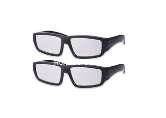 Make Passive Linear Polarized 3d Glasses For 3D,4D,5D,6D,9D Theater Cinema Movies&3D TVs