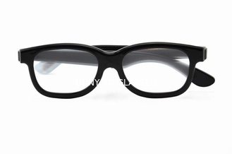 Trung Quốc Reald Use Circular Polarized 3D Glasses With Plastic Frame nhà cung cấp