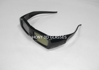 Rechargeable Universal Active Shutter 3D Glasses With IR Receiver
