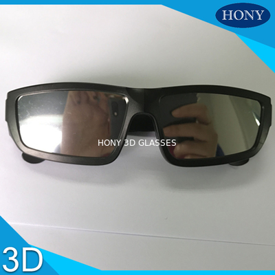 Trung Quốc Scratch Resistant Black Plastic Frame solar observing glasses Mirror Effect Solar Eclipse Film nhà phân phối