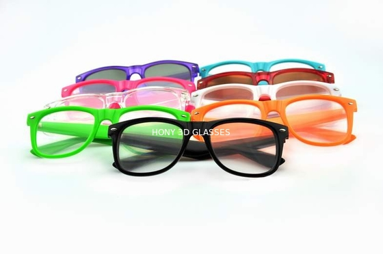 Trung Quốc Colorful Frame Plastic Diffraction Glasses For Fireworks From Hony nhà phân phối