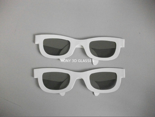 Trung Quốc Disposable Paper Polarized 3D Glasses For TV nhà máy sản xuất